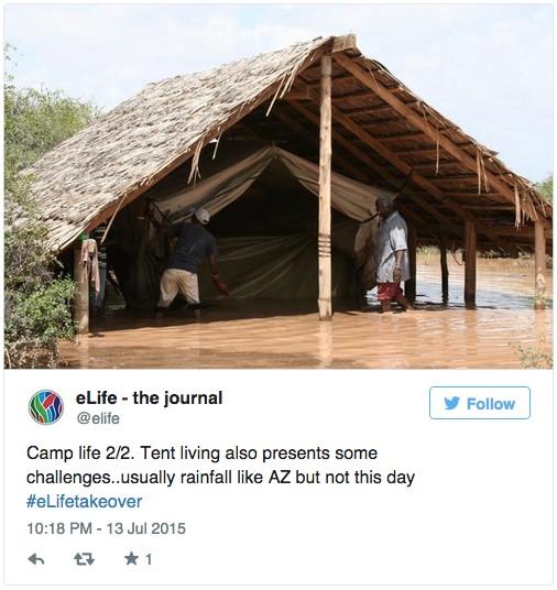 Amboseli camp life