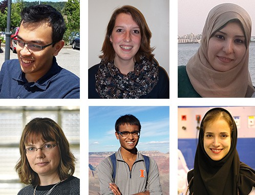New members of the eLife Early-Career Advisory Group
