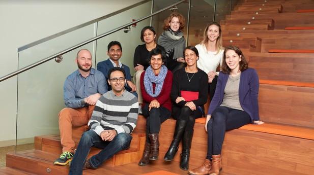eLife Early-Career Advisory Group in November 2017