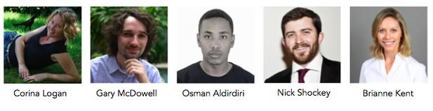 eLife Early-Career webinar panel May