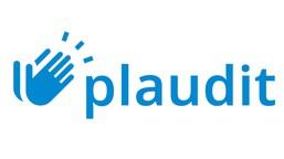 Plaudit logo