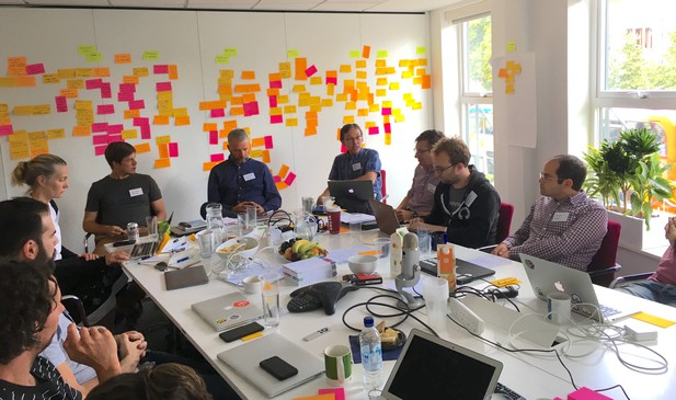 eLife Workshop group