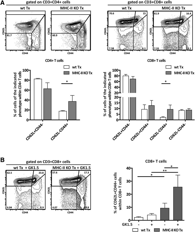 Lymph node stromal cells constrain immunity via MHC class II self ...