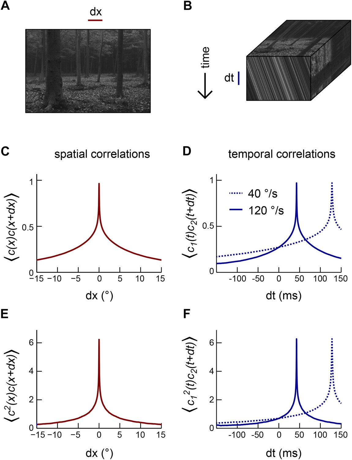 Nonlinear Circuits For Naturalistic Visual Motion Estimation Elife Atx Power Supply Restructuring Full Outage With Off Circuit Transforms Spatial Correlations Into Temporal
