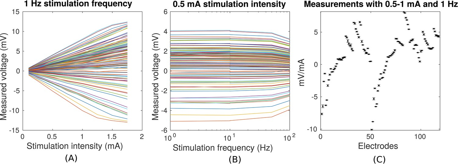 Measurements And Models Of Electric Fields In The Vivo Human Ac Voltage Detector Circuit Related Keywords Suggestions Recordings Across Multiple Intracranial Locations For Sinusoidal Transcranial Alternating Current Stimulation First Subject Tested P03