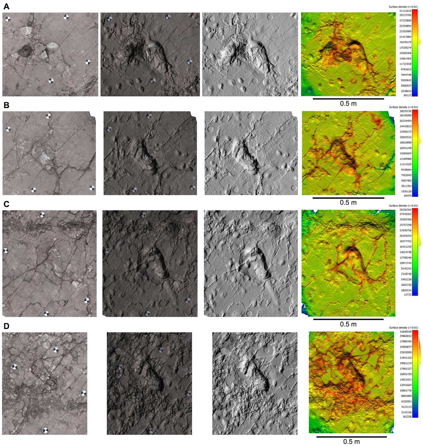 New footprints from Laetoli (Tanzania) provide evidence for