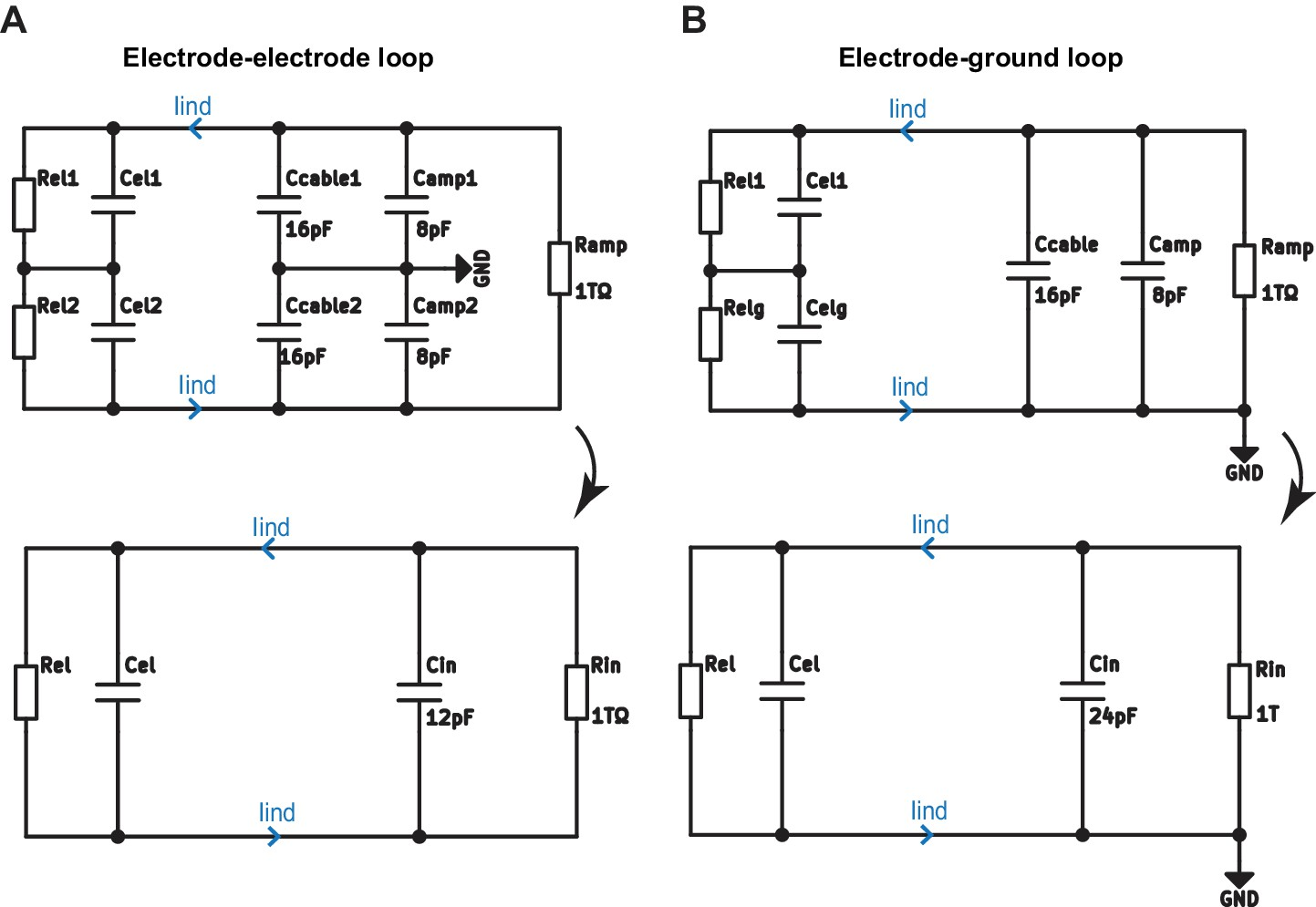 Lifting The Veil On Dynamics Of Neuronal Activities Evoked By Found A Basic Wiring Diagram Please Note That 90 My Camping Circuit Representations Two Induction Loops Shown In Figure 5