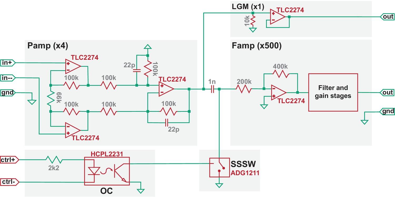 Emg Block Diagram As Well Sensor Lifier Circuit Piezo On Capacitive