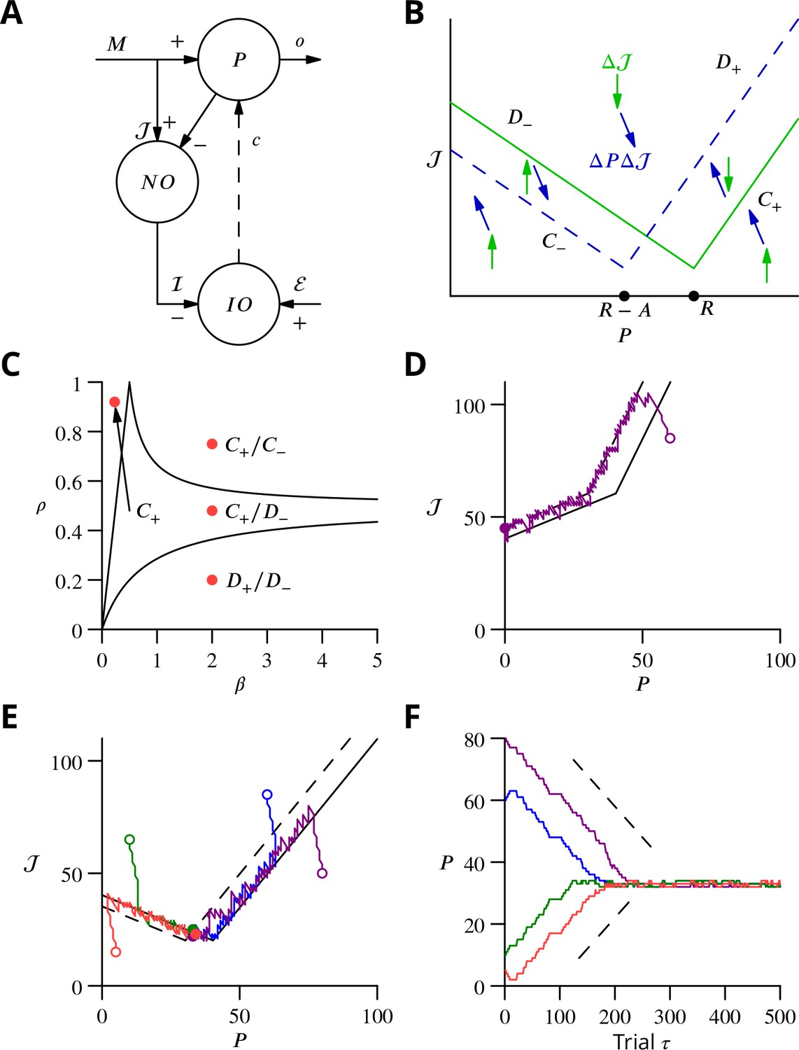 Cerebellar Learning Using Perturbations Elife Passive Networks Intuitive Explanation For Filters Electrical Single Cell Convergence Dynamics In A Reduced Version Of The Algorithm