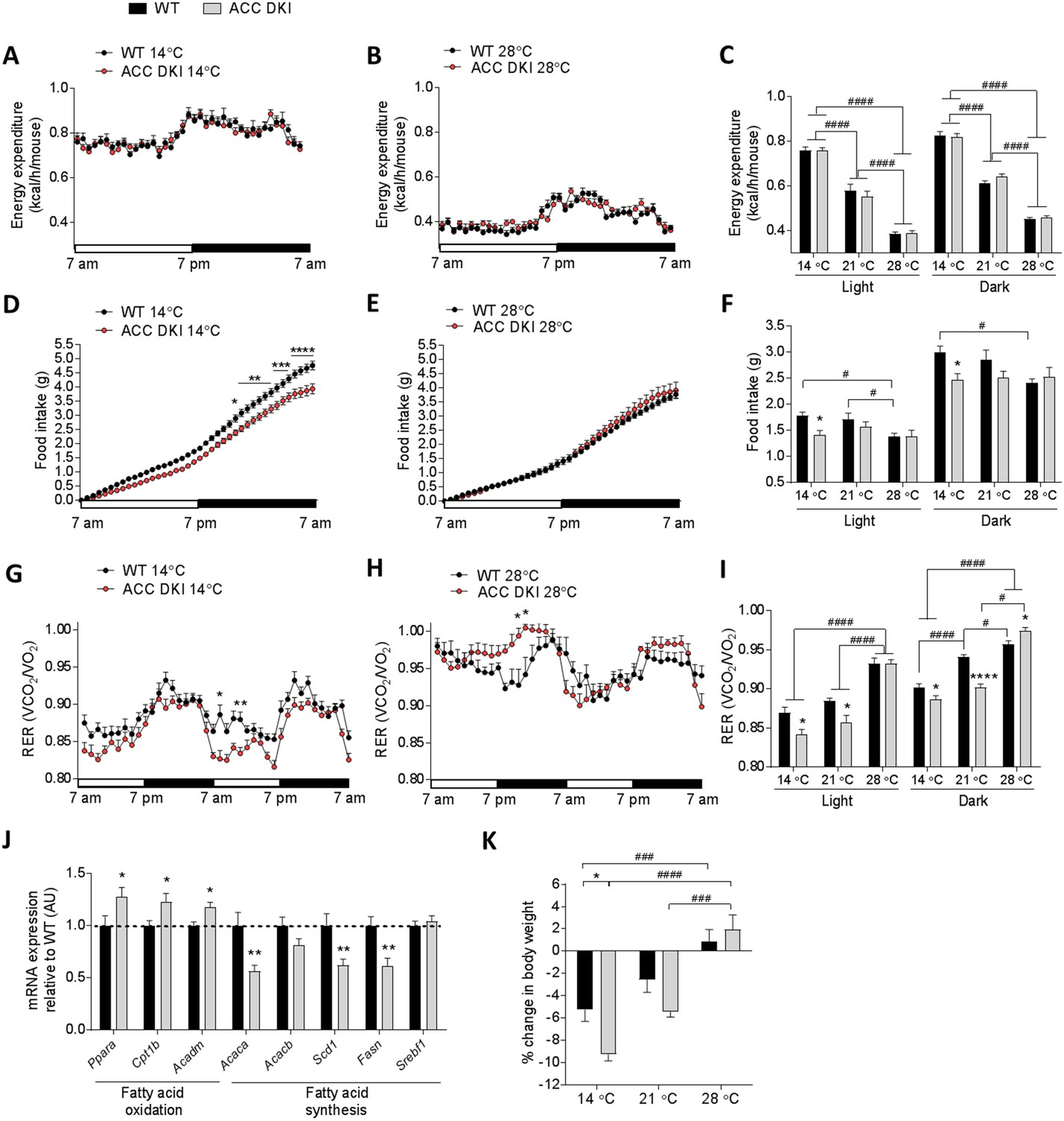 figures and data in ampk signaling to acetyl