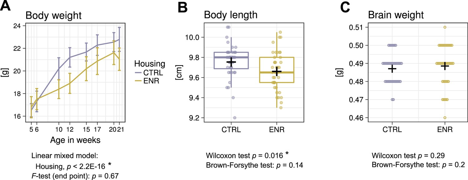 Selective increases in inter-individual variability in