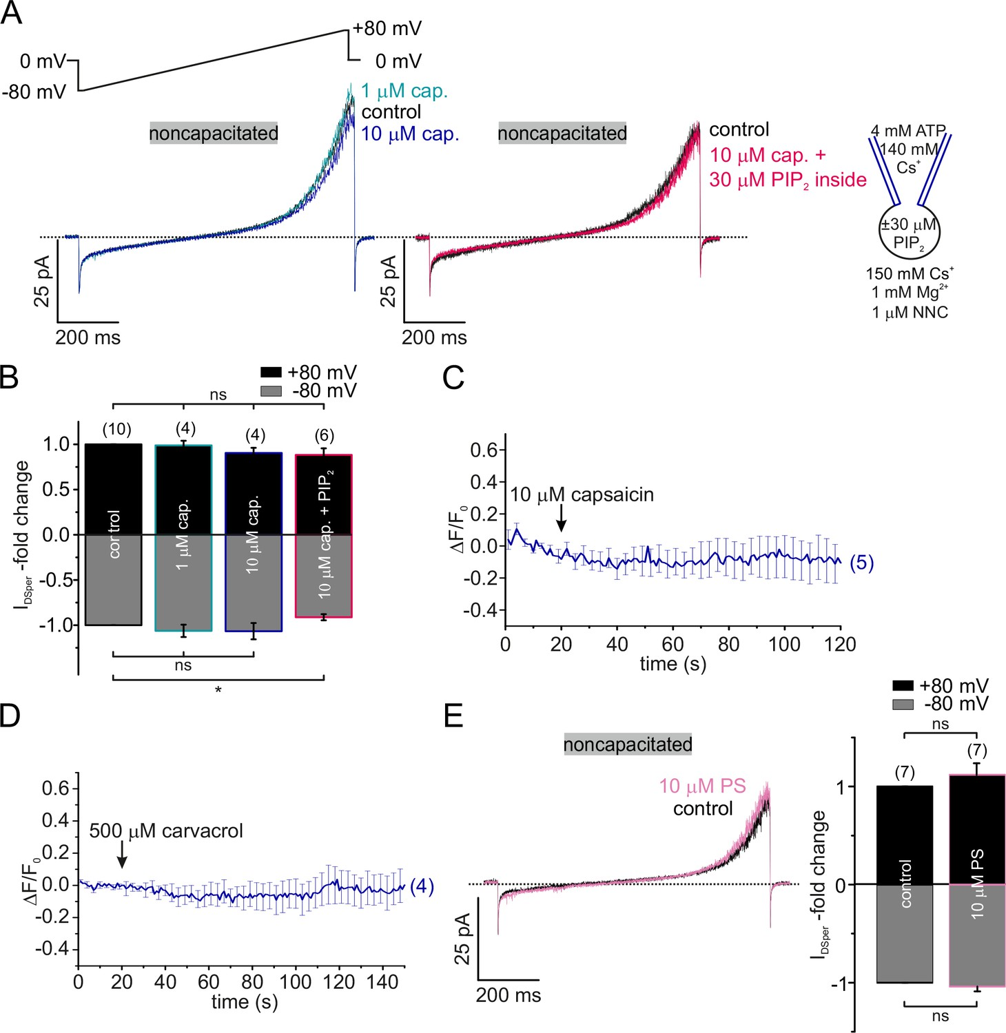 Trpv4 Is The Temperature Sensitive Ion Channel Of Human Sperm Elife Tc 90 Engine Compartment Diagram Trpv1 Trpv3 And Trpm3 Are Not Functionally Expressed In Spermatozoa
