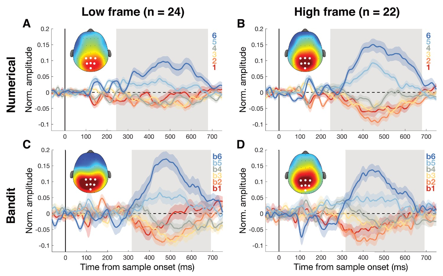 Neural structure mapping in human probabilistic reward