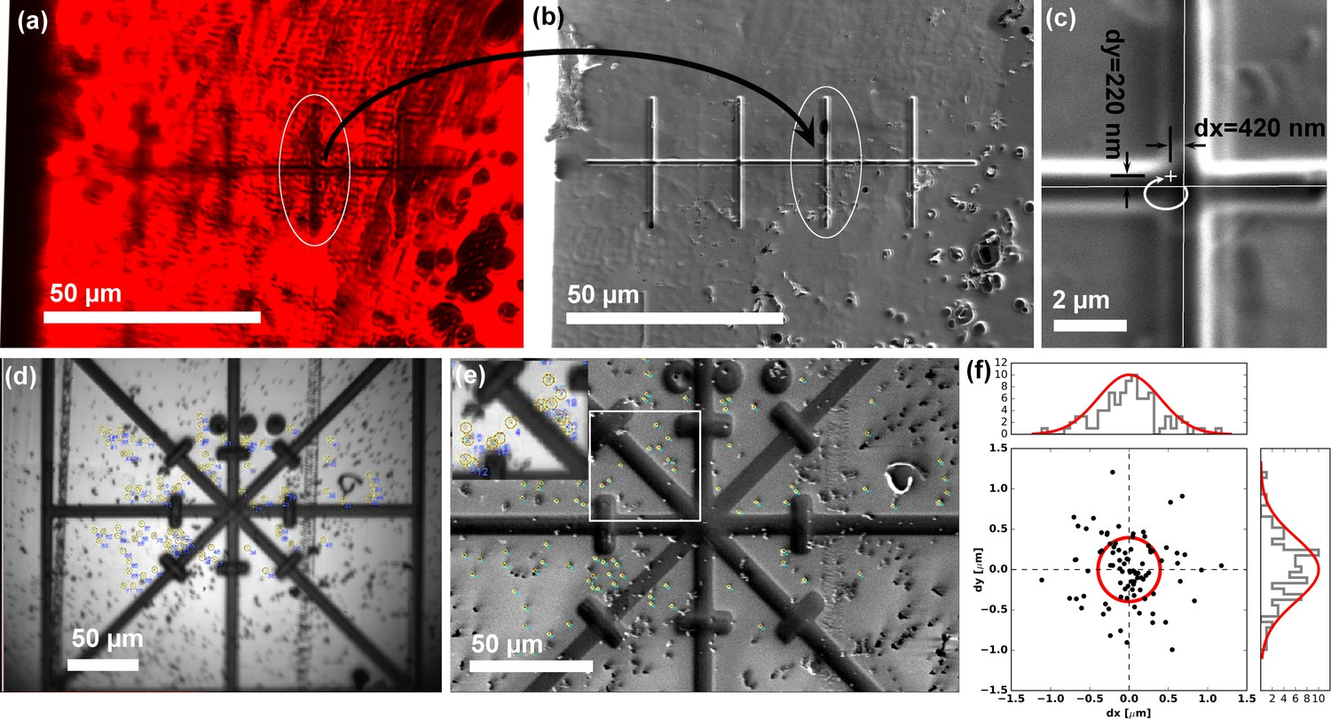 PIE-scope, integrated cryo-correlative light and FIB/SEM microscopy