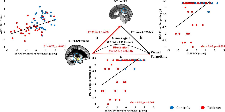 Network-wide abnormalities explain memory variability in